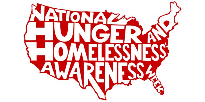 Hunger and Homeless Week